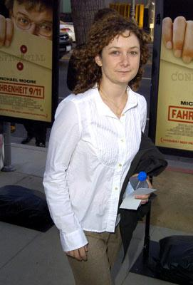 Premiere: Sara Gilbert at the Beverly Hills special screening of Lions Gate Films' Fahrenheit 9/11 - 6/8/2004
