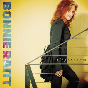 "In this CD cover image released by Red Wing, the latest release by Bonnie Raitt, ""Slipstream,"" is shown. (AP Photo/Red Wing)"