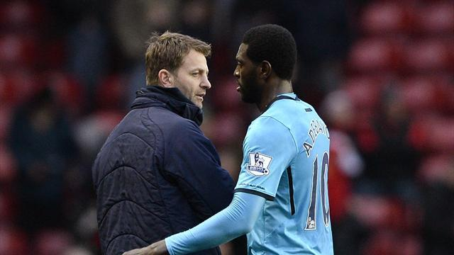 FA Cup - Third-round previews: Adebayor doubtful for FA Cup trip to Arsenal