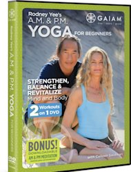 Rodney Yee's 'AM & PM Yoga' -- Gaiam Inc.