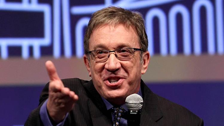 Tim Allen Cinema Con Day