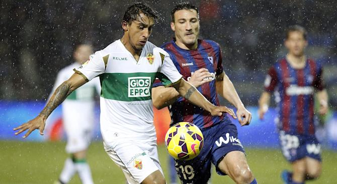 Video: Eibar vs Elche