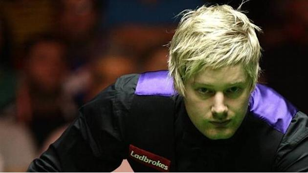 World Championship snooker: LIVE