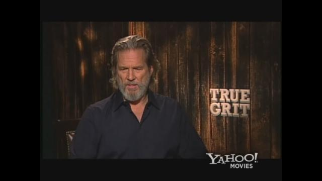 The Cast of 'True Grit' Talks to Yahoo!