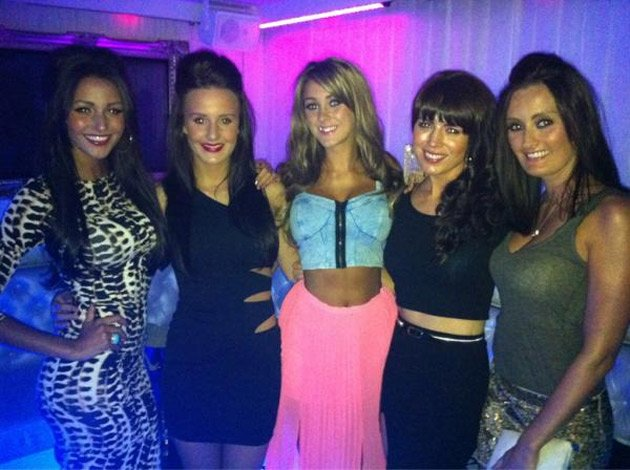 Michelle Keegan, birthday