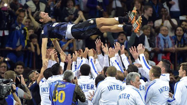 Football - Inter qualify for Europe in Zanetti's San Siro swansong