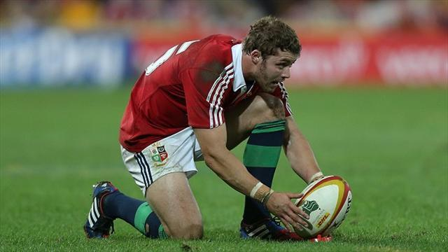 Lions Tour - Pain of miss drives Halfpenny to match-winning display