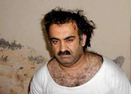 Photo obtained March, 2003, shows, Khalid Sheikh Mohammed. The self-confessed mastermind of the 9/11 attacks and four co-accused will be formally arraigned Saturday at Guantanamo Bay, a last step before a long-awaited trial after years of legal delays