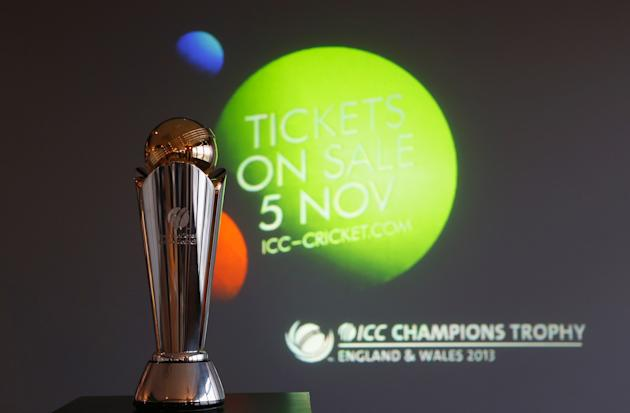 ICC Champions Trophy 2013 Event Launch