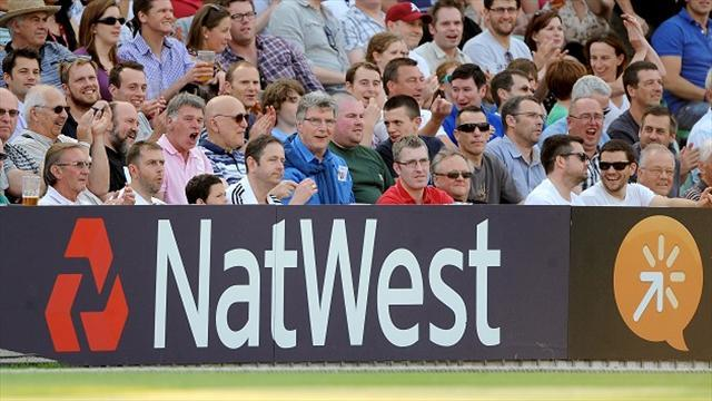 Cricket - NatWest signs up as T20 backer