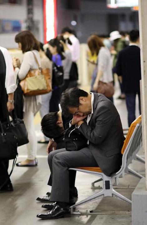 Hundreds of deaths related to overwork are reported every year in Japan, along with a host of serious health problems, sparking lawsuits and calls to tackle the problem
