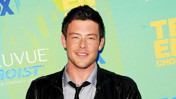 Cory Monteith Teen Choice Awards