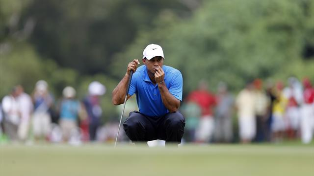Golf - Woods visits 'did nothing for Aussie golf'