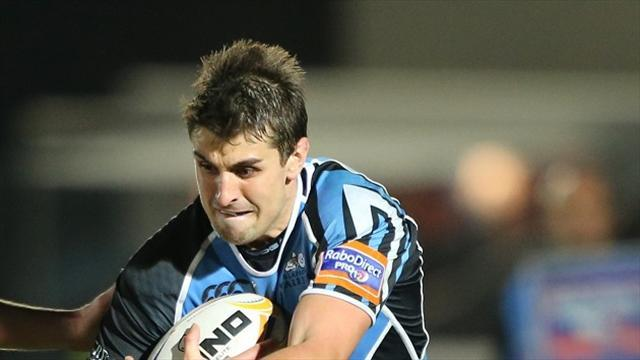 RaboDirect Pro12 - Glasgow close in on play-off spot