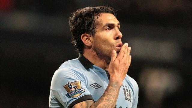 Premier League - Paper Round: Tevez to end up costing City £106m