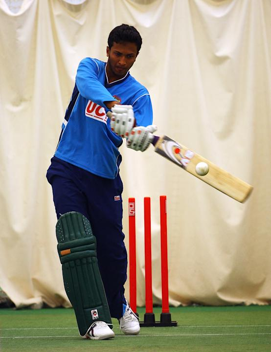 Bangladesh Nets Session