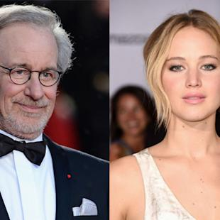 Steven Spielberg to Direct Jennifer Lawrence in War Photographer Movie 'It's What I Do'