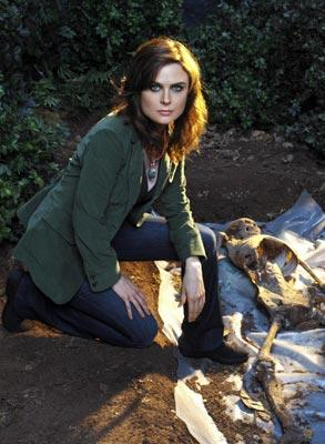 Emily Deschanel FOX's Bones
