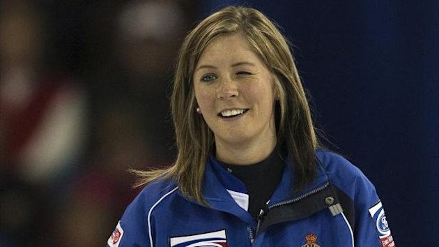 Eve Muirhead of Scotland