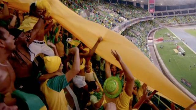World Cup - Brazil enlists UN help to ready World Cup stadium
