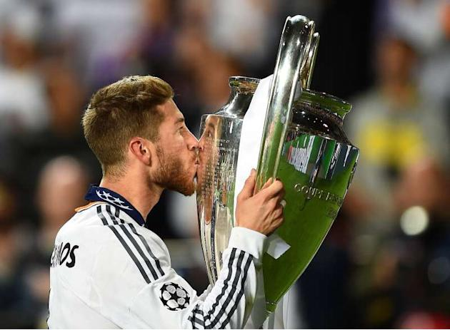 4 facts you need to know about Real Madrid and Spain's Sergio Ramos