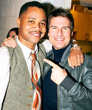 """Cuba Gooding Jr.: Tom Cruise Is a """"Real Salt of the Earth Person"""""""