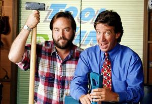 Richard Karn, Tim Allen | Photo Credits: ABC