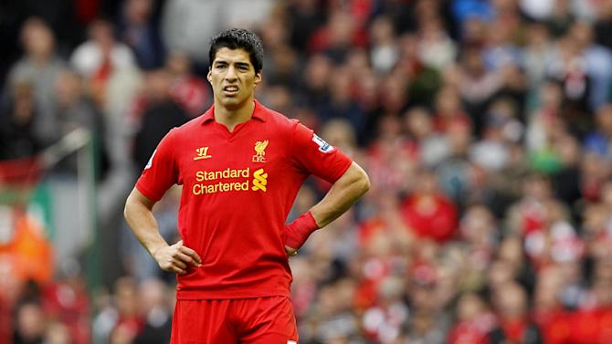 Luis Suarez is being unfairly treated by referees, according to Liverpool boss Brendan Rodgers