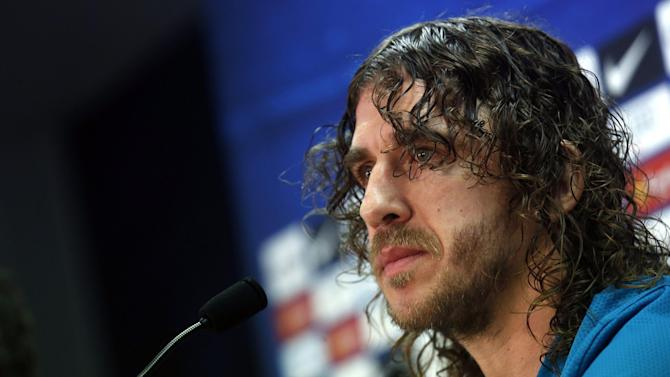 Liga - Puyol lands sporting director role at Barca