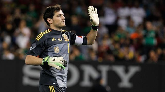 Liga - Saint Iker still conjuring up miracles for Spain