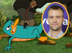 Phineas and Ferb First Look Video: Jesse Spencer's Platypus-Hunter Targets Agent P!