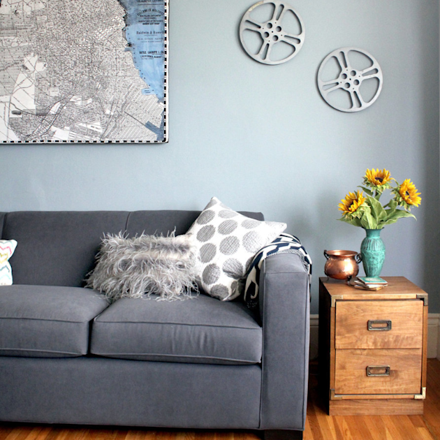 Make Any Sofa Look Brand-New With This Trick - Yahoo Homes - 웹