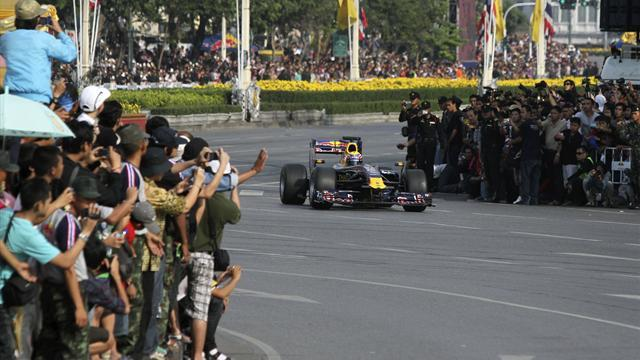 Thailand moves closer to F1 GP deal
