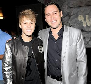 "Justin Bieber's Grammy Snub: Manager Scooter Braun Says ""I Disagree"""