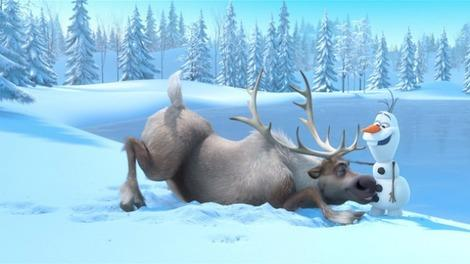 Disney's Frozen has already had a record breaking opening week in the US