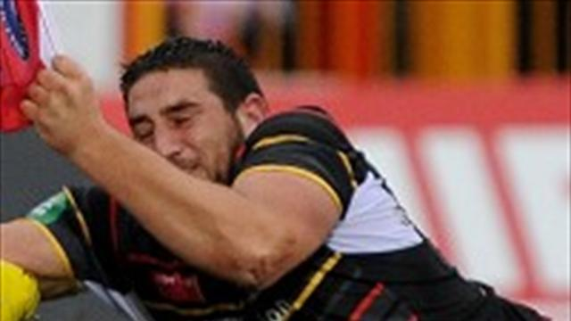 Rugby League - Catalan to appeal Bousquet suspension