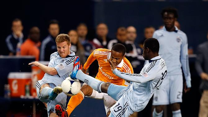 Houston Dynamo v Sporting Kansas City - Eastern Conference Semifinals
