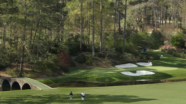 The Masters - Masters widens weekend field, sidesteps putter controversy