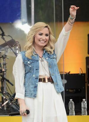 Demi Lavato performs at Rumsey Playfield on June 28, 2013 in New York City -- Getty Images