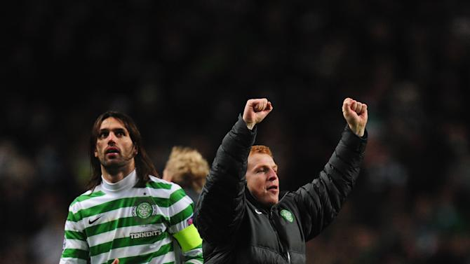 Celtic v FC Spartak Moscow - UEFA Champions League