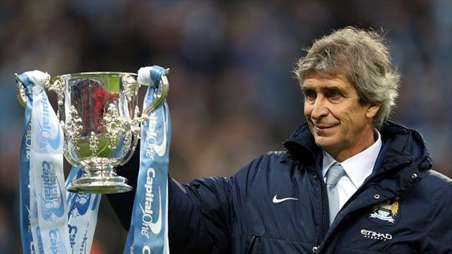 FA Cup - City without duo for Wigan clash
