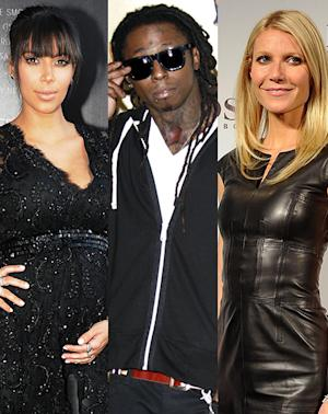 "Gwyneth Paltrow Opens Up About Miscarriage, Kim Kardashian Says Pregnancy is ""Not as Easy"" as She Thought: Top 5 Stories of The Weekend"