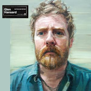"This CD cover image released by Anti- shows the latest release by Glen Hansard, ""Rhythm and Repose."" (AP Photo/Anti-)"