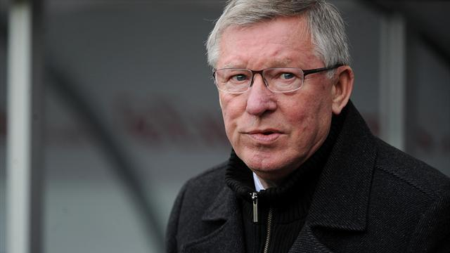 Football - Ferguson: I'll stay two or three more years