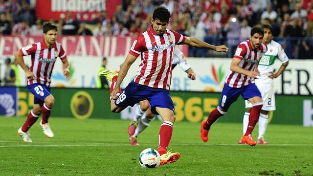Premier League - Paper Round: Chelsea 'to match Atletico's £80m valuation of Costa'
