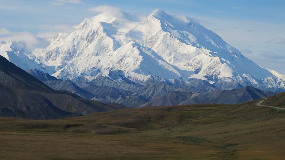 Donald Trump: I'll Change Denali Back to Mount McKinley
