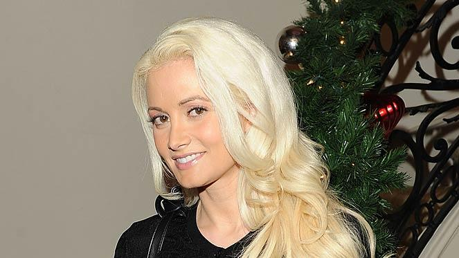 Holly Madison Paris Electric Christmas Party