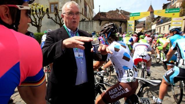 Cycling - McQuaid refutes criticism of UCI in Armstrong affair