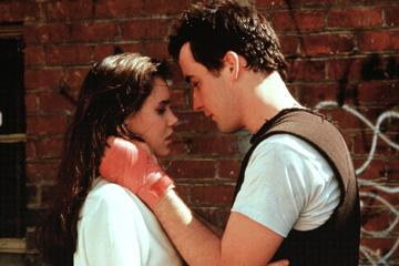 Ione Skye and John Cusack in 20th Century Fox's Say Anything