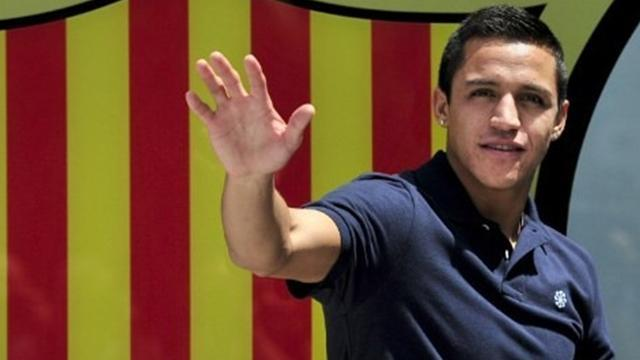 Liga - Alexis Sanchez not set to quit Barca